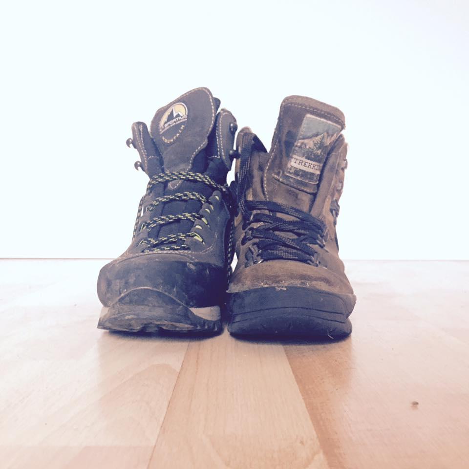 le scarpe nuove di capaerrante