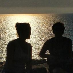 Canti al tramonto