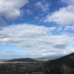 Vista dal Monte Castellare